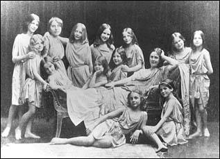 Isadora Duncan Museum ~ Музей Айседоры Дункан